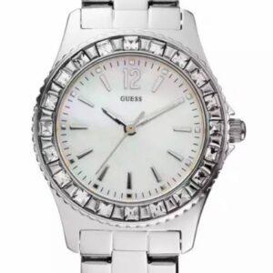 Női karóra Guess W0025L1 - A számlap színe: fehér