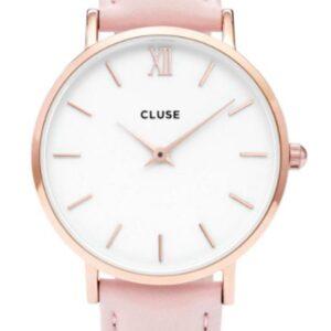 Női karóra Cluse Minuit CW0101203006 - A számlap színe: fehér