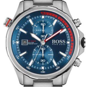 Női karóra Hugo Boss Globetrotter 1513823 - Vízállóság: 100m