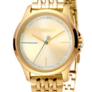 Női karóra Esprit Joy ES1L028M0075 - A számlap színe: arany