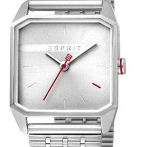 Női karóra Esprit Cube ES1L071M0015 - A számlap színe: ezüst