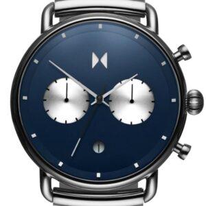 Női karóra MVMT Blacktop BT01-BLUS - A számlap színe: kék