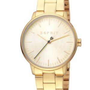 Női karóra Esprit Everyday ES1L154M0065 - A számlap színe: arany