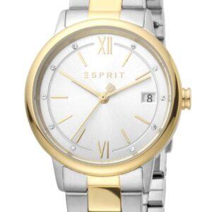 Női karóra Esprit Kaye ES1L181M0115 - A számlap színe: ezüst