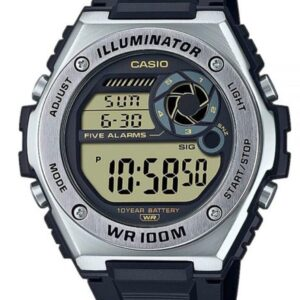Női karóra Casio MWD-100H-9AVEF - Vízállóság: 100m