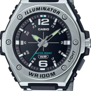 Női karóra Casio MWA-100HD-1AVEF - Vízállóság: 100m