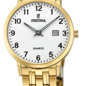 Női karóra Festina Classics 20514/1 - A számlap színe: fehér