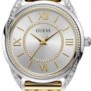 Női karóra Guess W1084L2 - A számlap színe: ezüst