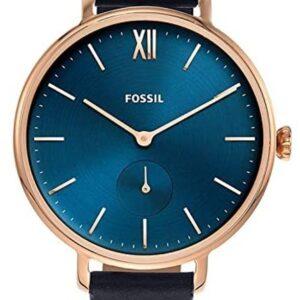 Női karóra Fossil Kalya ES4663 - A számlap színe: kék