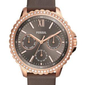 Női karóra Fossil Izzy ES4889 - A számlap színe: barna