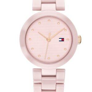 Női karóra Tommy Hilfiger Lynn 1782241 - A számlap színe: rózsaszín