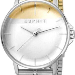 Női karóra Esprit Fifty-Fifty ES1L065M0095 - A számlap színe: ezüst