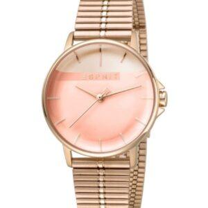 Női karóra Esprit Fifty-Fifty ES1L065M0085 - A számlap színe: rózsaszín