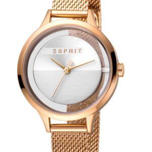 Női karóra Esprit Lucid ES1L088M0035 - A számlap színe: ezüst