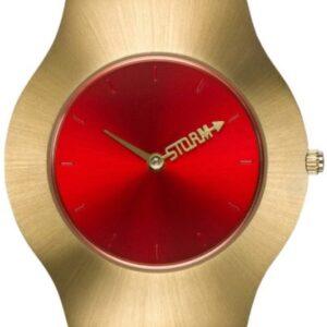 Női karóra Storm New Ion Gold Red 47464/GD - A számlap színe: piros