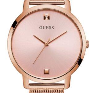 Női karóra Guess Dress Nova GW0243L3 - A számlap színe: rózsaszín