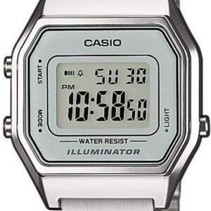 Női karóra Casio Collection LA680WEA-7EF - Meghajtás: Quartz (elem)