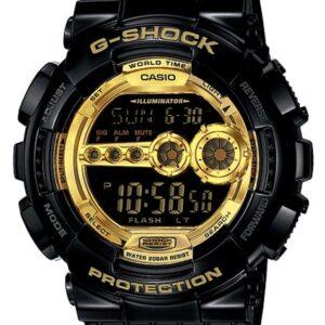 Női karóra Casio G-Shock GD-100GB-1ER - Típus: sportos