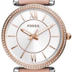 Női karóra Fossil Carlie ES4484 - A számlap színe: ezüst