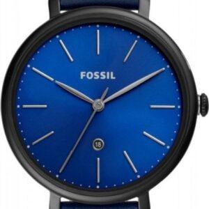 Női karóra Fossil Jacqueline ES4810 - A számlap színe: kék
