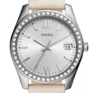 Női karóra Fossil Scarlette ES4555 - A számlap színe: ezüst