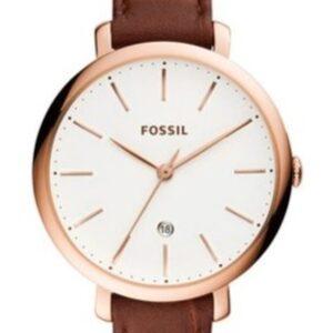 Női karóra Fossil Jacqueline ES4629 - A számlap színe: fehér