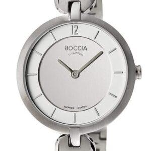 Női karóra Boccia Titanium Dress 3164-01 - Vízállóság: 50m (felszíni úszás)