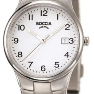 Női karóra Boccia Titanium Trend 3297-01 - A számlap színe: fehér