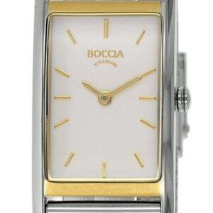 Női karóra Boccia Titanium Trend 3304-02 - A számlap színe: fehér
