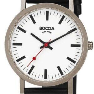 Női karóra Boccia Titanium Style 521-03 - A számlap színe: fehér