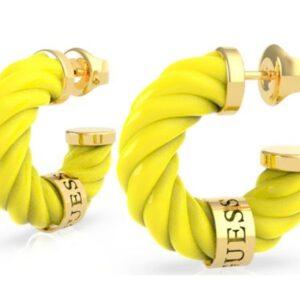 Női karóra Guess UBE70007 - Az ékszer színe: sárga
