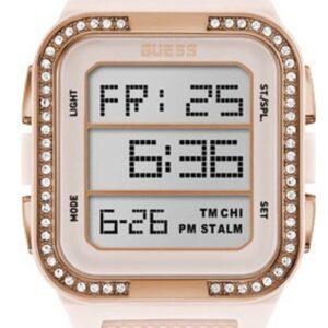 Női karóra Guess Flash GW0224L3 - A számlap színe: LCD