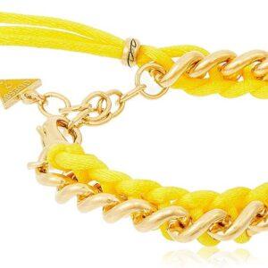 Női karóra Guess UBB11410 - Az ékszer színe: sárga