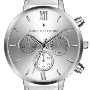 Női karóra Emily Westwood Willie Willie ECP-B024S - A számlap színe: ezüst