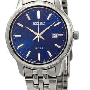 Női karóra Seiko SUR665P1 - A számlap színe: kék