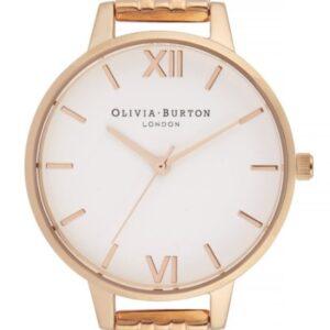 Női karóra Olivia Burton Demi OB16DEW01 - A számlap színe: fehér