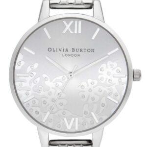 Női karóra Olivia Burton Bejewelled Lace OB16MV101 - A számlap színe: ezüst