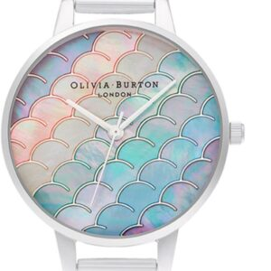Női karóra Olivia Burton Mermaid Tail OB16US46 - A számlap színe: többszínű