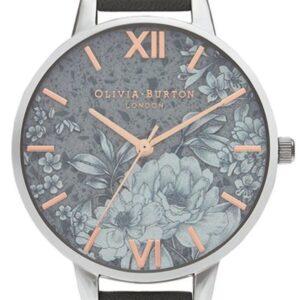 Női karóra Olivia Burton Terrazzo Florals OB16TZ05 - A számlap színe: szürke