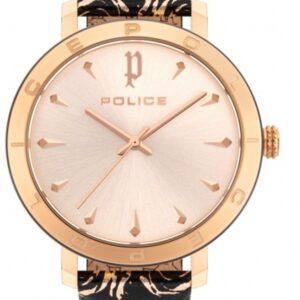 Női karóra Police Ponta PL16033MSRB/32 - A számlap színe: vöros arany