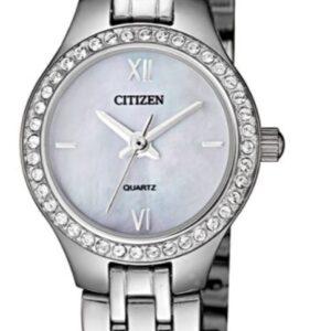 Női karóra Citizen Dress EJ6140-57D - A számlap színe: gyöngyház