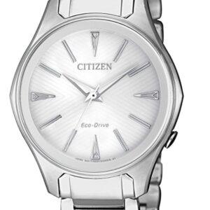 Női karóra Citizen Eco-Drive EM0597-80A - A számlap színe: ezüst