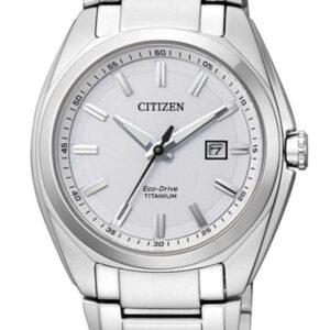 Női karóra Citizen Super Titanium EW2210-53A - A számlap színe: fehér