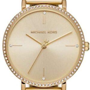 Női karóra Michael Kors Jayne MK7121 - A számlap színe: arany