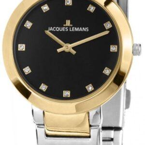 Női karóra Jacques Lemans Classic Milano 1-1842.1H - A számlap színe: kék