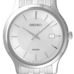 Női karóra Seiko SUR289P1 - A számlap színe: fehér