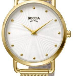 Női karóra Boccia Titanium Style 3314-06 - A számlap színe: fehér