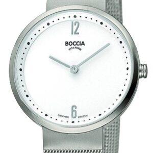 Női karóra Boccia Titanium Dress 3283-01 - A számlap színe: fehér
