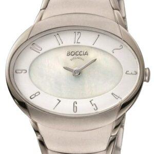 Női karóra Boccia Titanium Trend 3255-03 - A számlap színe: gyöngyház