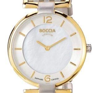 Női karóra Boccia Titanium Dress 3238-04 - Vízállóság: 50m (felszíni úszás)